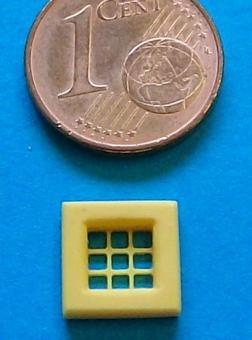 Floß 9x9 mm, M 1:200